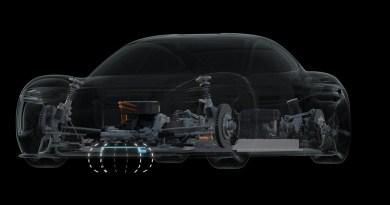 Porsche Mission E - Induktives Laden geplant - Foto Porsche