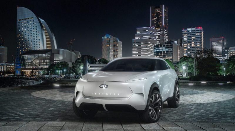 INFINITI – QX Inspiration – Concept Auto - Elektro Auto - Studie - SUV - Nissan Tochter - Bild Infiniti