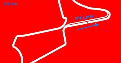 Marrakesch - Marokko - Formel E - Rennstrecke Marrakesch - Streckenlayout, Grafik, eigene Collage emoove.net - JPG Datei