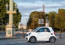 car2go bringt 400 vollelektrische smart EQ fortwo nach Paris