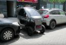 Citytransformer – faltbares Elektroauto unter 10.000 €