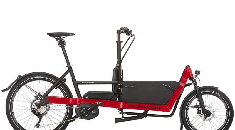 Lastenrad, E-Bike, Riese & Müller