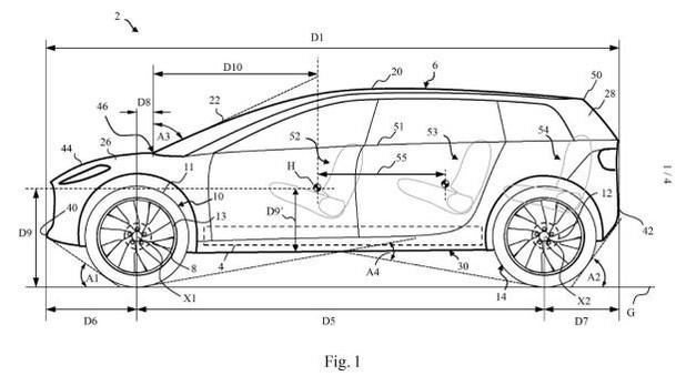 Dyson Patente - 3 Stück - veröffentlicht am 08.05.2019 - 1