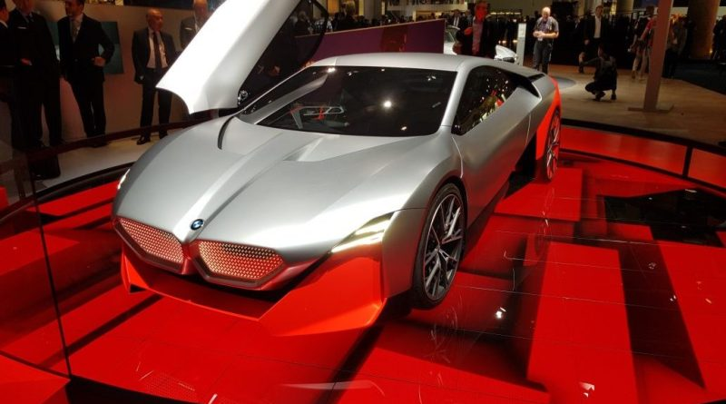 IAA 2019 -BMW Vision M Next -Foto emoove.net - BMW Vision M Next auf IAA 2019 - Viele Bilder.