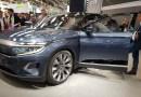 Byton M Byte – Luxus Elektroauto aus China für ca. 45.000 Dollar