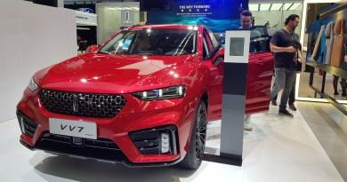 Beitragsbild - IAA 2019 - Alle neuen Elektroautos in Bildern - IAA 2019 - Wey (Brabus) VV 7 GT PHEV - Fotos emoove.net - (3)
