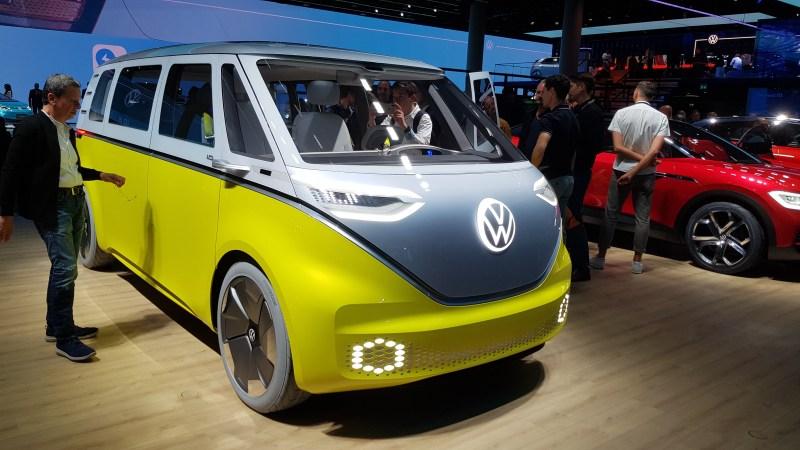 Volkswagen plant den Bau eines Elektro Polos