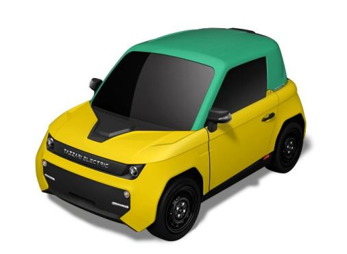 Tazzari EV Zero - Krieg im Micro Elektroautomarkt