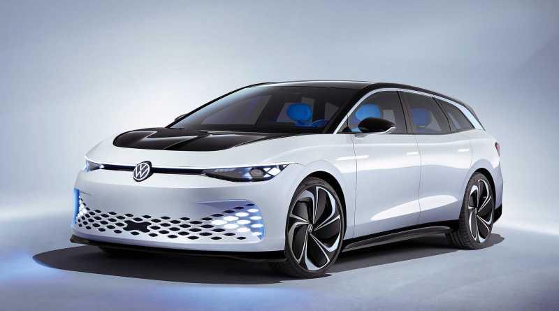 Aero B - der neue VW Variant