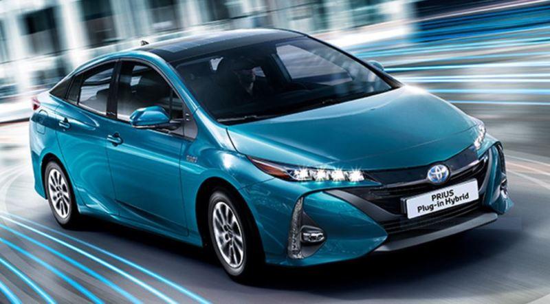 Stromkosten Plug-In-Hybrid -   Toyota Prius Plug-In-Hybrid