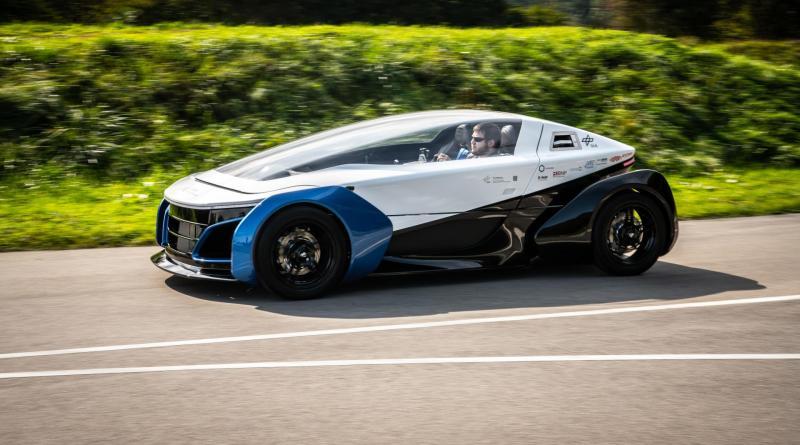 SLRV: Hybrid – Brennstoffzelle + Batterie