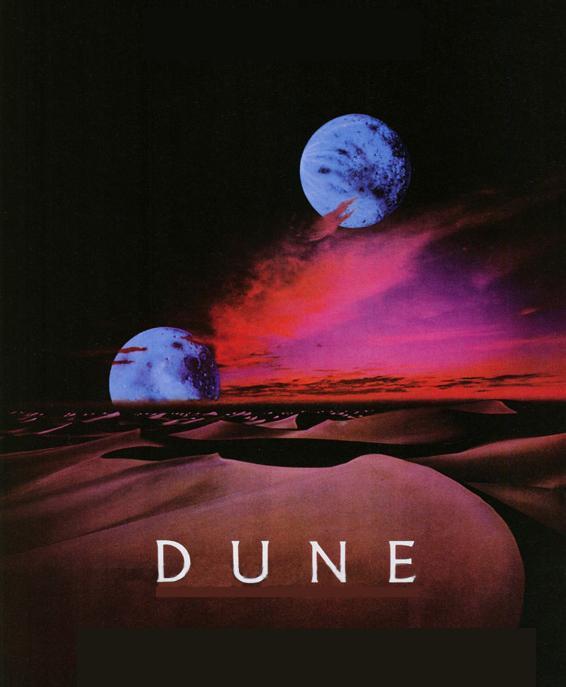 Dune universo