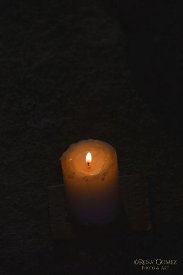 Noche de Difuntos en Cepeda de la Sierra © Rosa Gómez