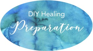 DIY emotional healing inner healing spiritual healing preparation