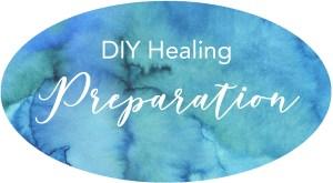 DIY emotional healing inner healing spiritual healing preparation