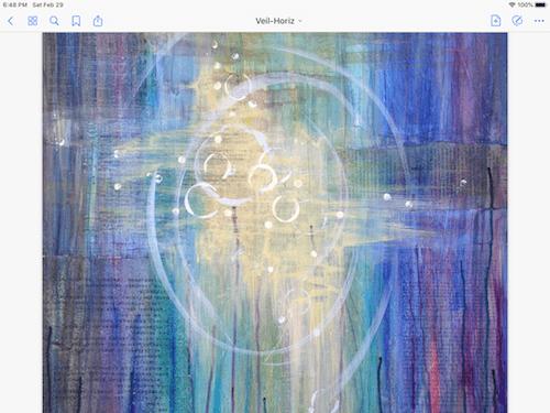 Veil Digital Planner cover