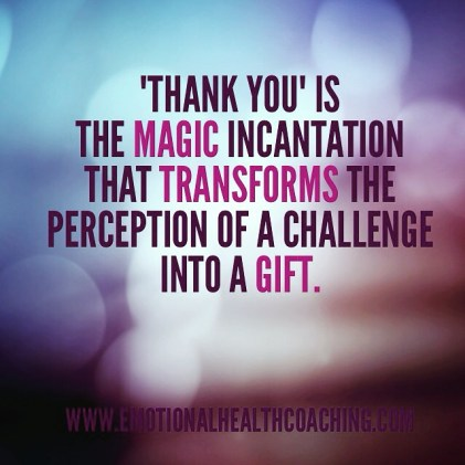 gratitude quote End of Year Emotional Health