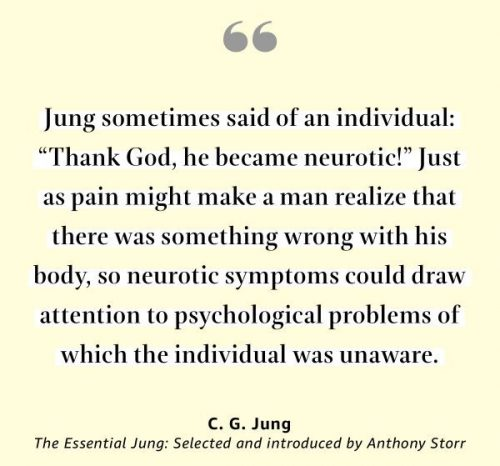 jung quote neurotic
