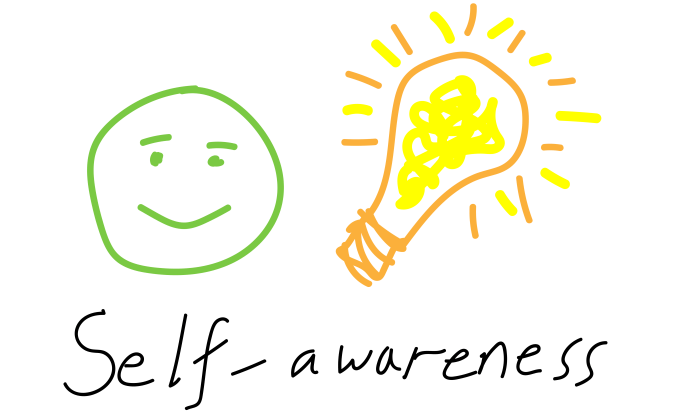 Self-awareness is the first pillar of emotional intelligence