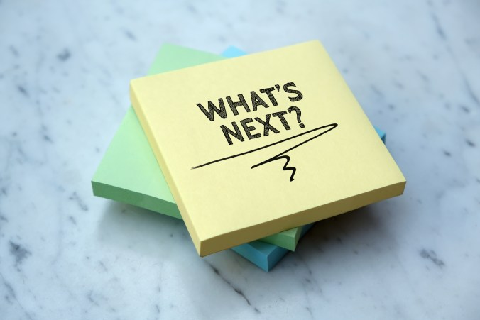What is next in these times of uncertainty and how will emotional intelligence help?