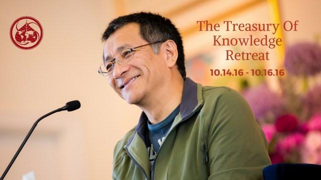 Treasury Of Knowledge Retreat