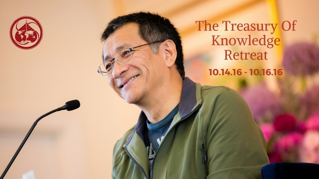 Treasury Of Knowledge Retreat