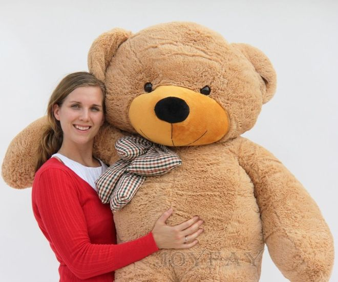 Ursos-de-Pelúcia-Gigantes4