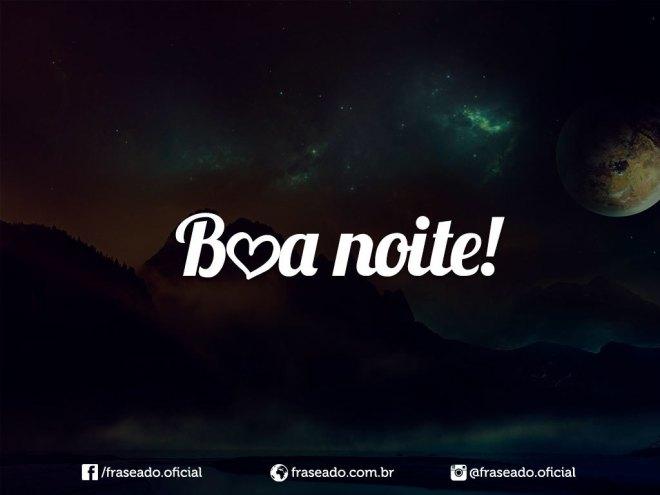 Boa Noite Frases De Amor: Imagens De Boa Noite Com Frases E Mensagens