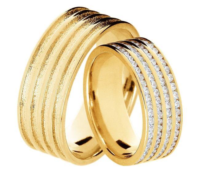 par-de-aliancas-em-prata-950k-e-ouro-18k-casamento