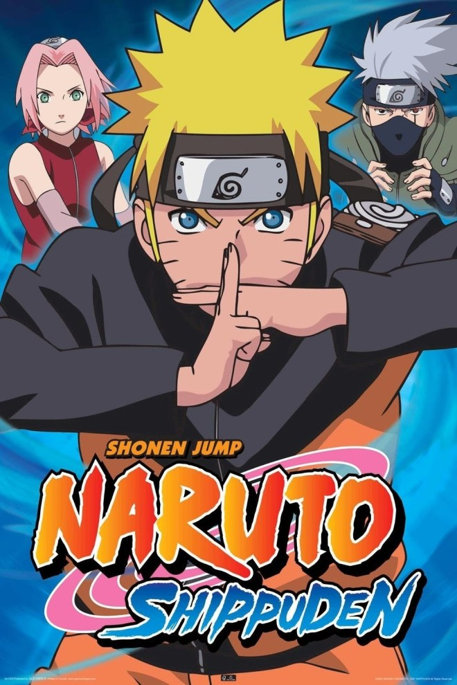 Naruto-Shippuuden
