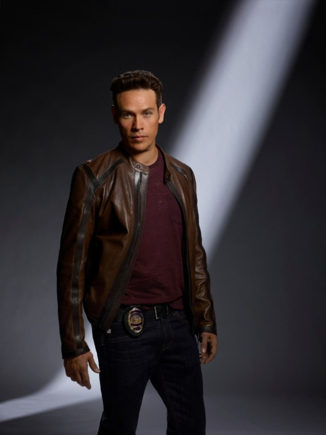 LUCIFER: Season 2 of LUCIFER premieres Monday, September 19th on FOX. Pictured: Kevin Alejandro. ©2016 Fox Broadcasting Co. CR: Brendan Meadows/FOX