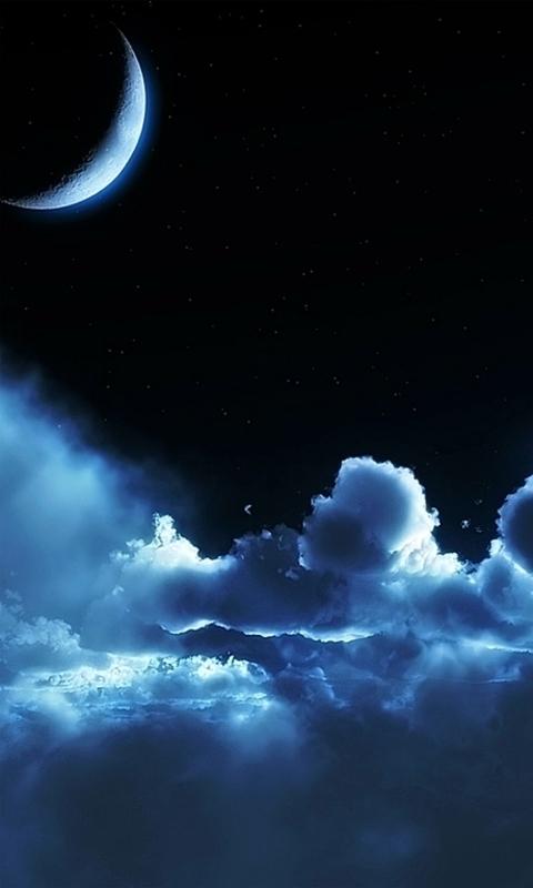 mobile_wallpaper_moon_light