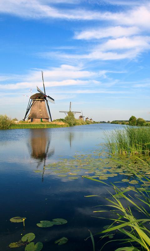 windmill-mobile-wallpaper