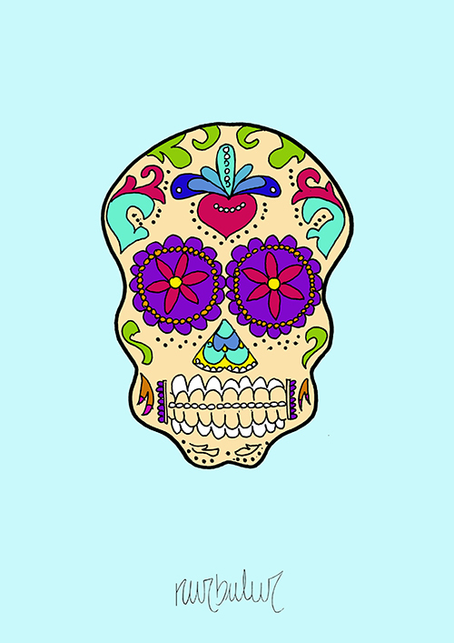 wallpaper_Calaveras-mexicanas