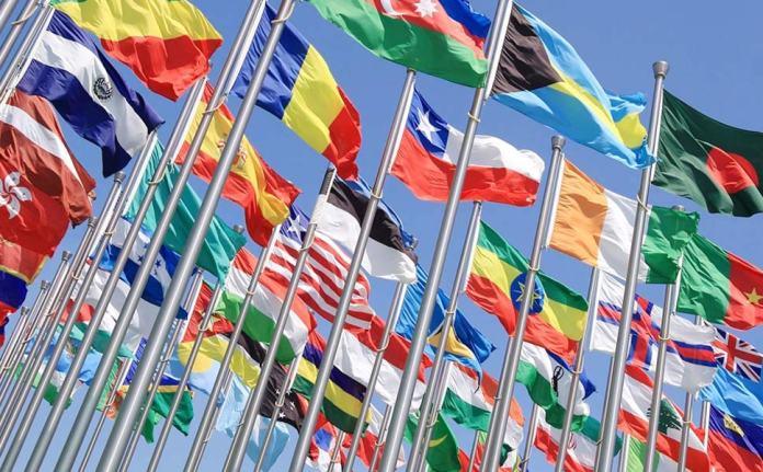 Bandeira dos Países