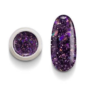 Cg220 Magic Purple Gel Uv Led per laccature su Gel e Acrigel