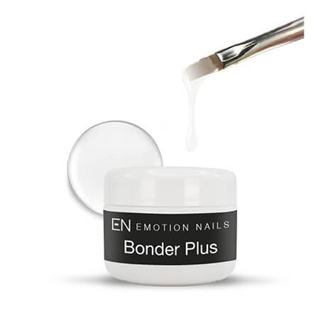 Bonder Plus base gel per unghie naturali o danneggiate contiene al suo interno Biotina