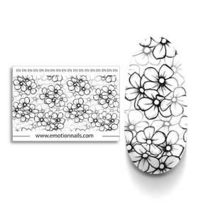 Art Foil Sambuco composto da una striscia decorativa lunga 99 cm