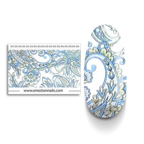 Art Foil Arabesque composto da una striscia decorativa lunga 99 cm