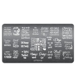 Placca Stamping