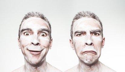 Expressions faciales sur les émotions