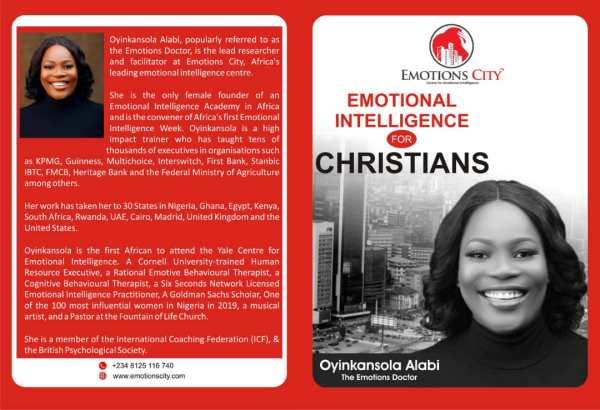 Emotional Intelligence for Christians Virtual Trainings 2021