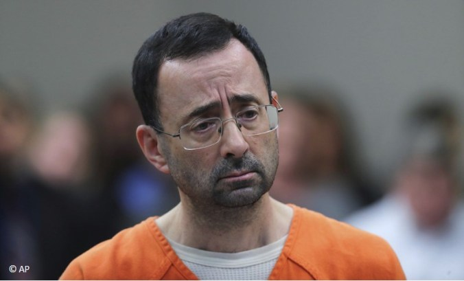 012418-01 Larry Nassar Sad (resize)