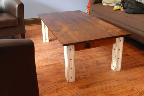DIY Reclaimed Wood End Table Plans Wooden PDF Wood Bed