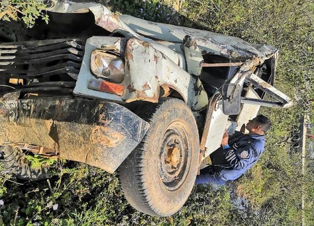 rudramani jeep