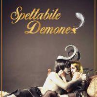 Recensione: Spettabile demone di Anonima Strega