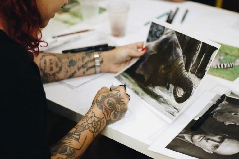 Cómo convertirse en tatuador