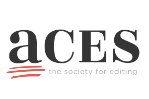 Logo showing membership to ACES: The Society for Editing