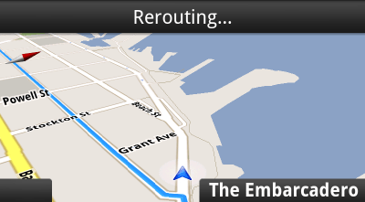 Rerouting