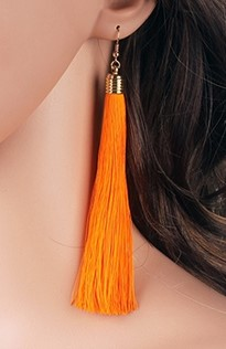 zadie-silky-tassel-earring-orange